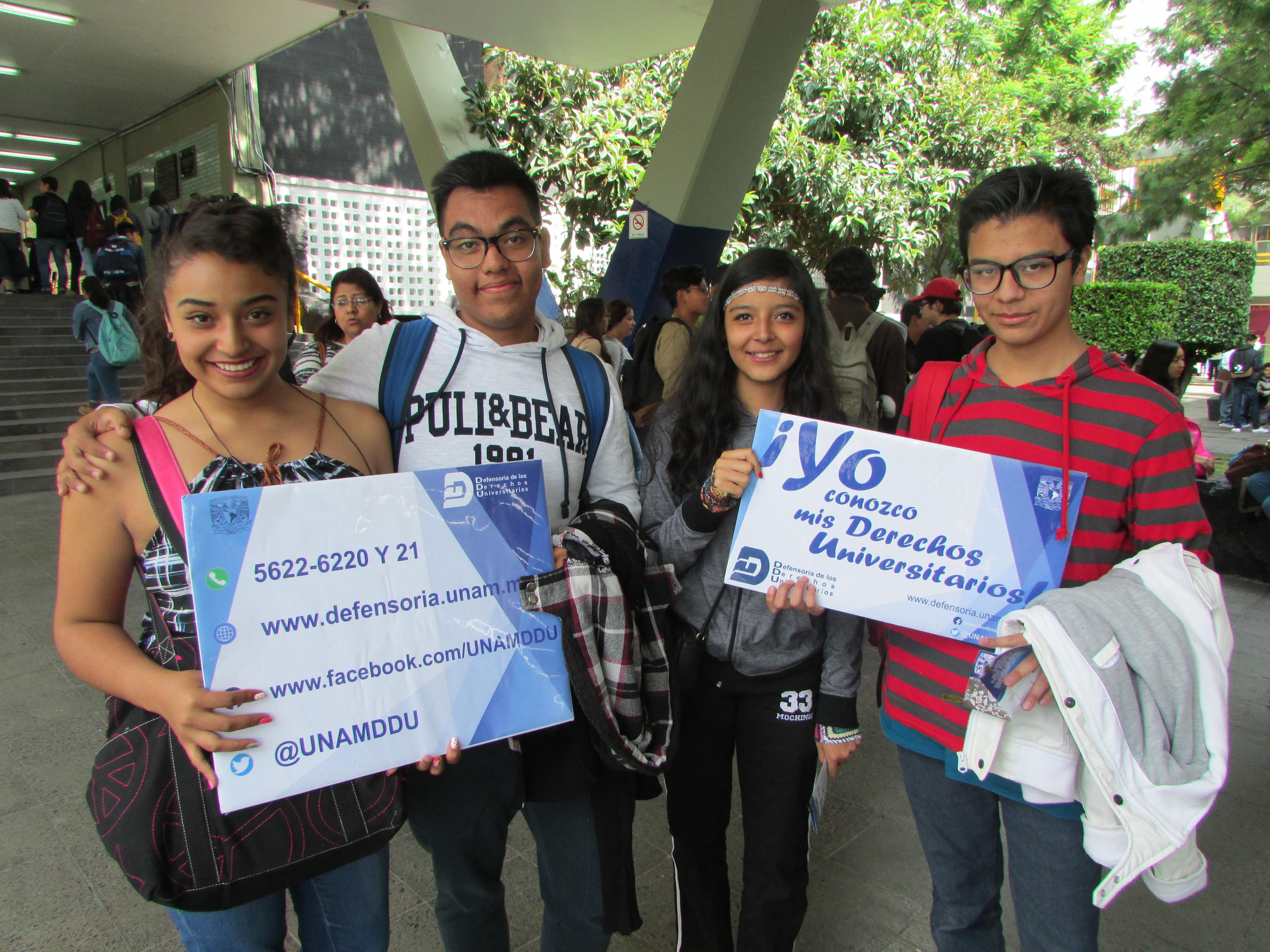 foto de alumnos de bachillerato